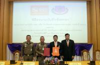 Picture of A Memorandum of Agreement on Cooperation for Border Patrol Police School 2018