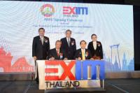 Picture of EXIM Thailand Inks MOU with LNCCI, Lao PDR , To Promote Thai-Lao Trade and Investment