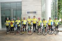 Picture of MOF Joined Bike Aun Ai Rak Activity