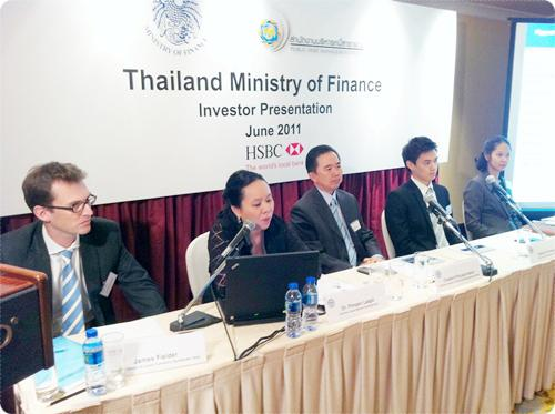 Ministry of Finance - Thailand